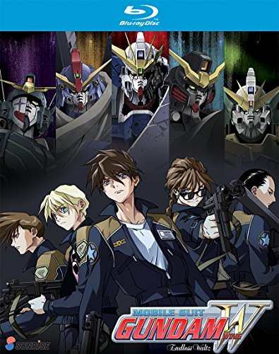 Mobile Suit Gundam Wing Endless Waltz Blu Ray