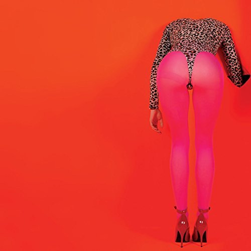 St. Vincent Masseduction (pink Vinyl)