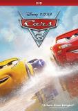 Cars 3 Disney DVD G