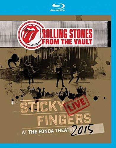 Rolling Stones Ftv Sticky Fingers Live At Fo