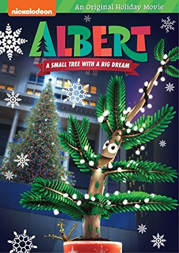 Albert A Small Tree With A Big Dream Albert A Small Tree With A Big Dream DVD Nr