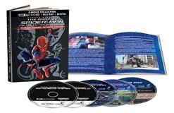 The Amazing Spider Man The Amazing Spider Man 2 Double Feature 4khd