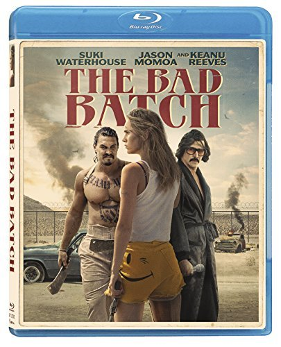 Bad Batch Waterhouse Momoa Blu Ray R