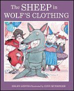 Helen Lester The Sheep In Wolf's Clothing