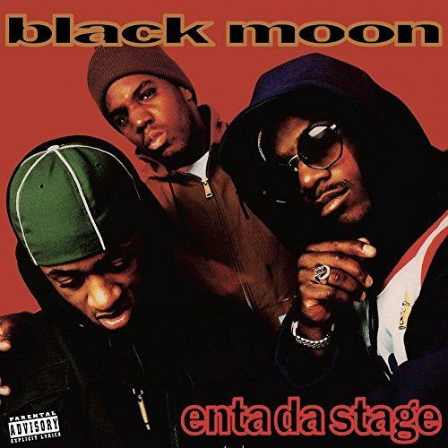 Black Moon Enta Da Stage 2xlp 2017 Remaster