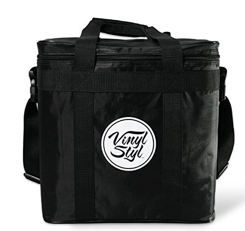 Vinyl Styl Padded Carrying Cas Vinyl Styl Padded Carrying Cas