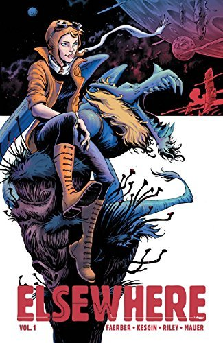 Jay Faerber Elsewhere Volume 1