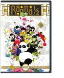Ranma 1 2 Ova & Movie Collection DVD