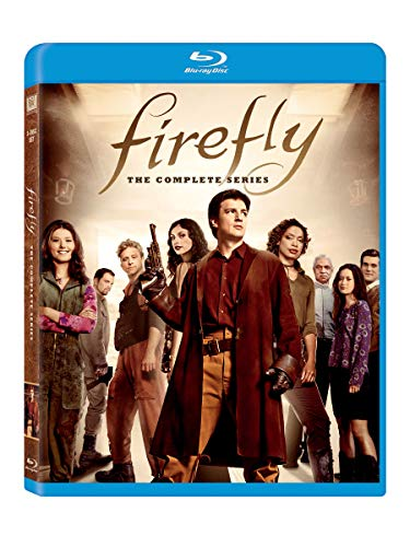 Firefly The Complete Series Blu Ray 15th Anniversary Edition