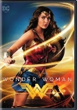 Wonder Woman (2017) Gadot Pine Wright DVD Pg13
