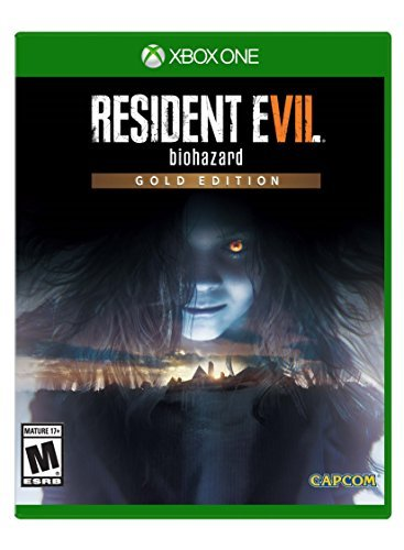 Xbox One Resident Evil 7 Gold