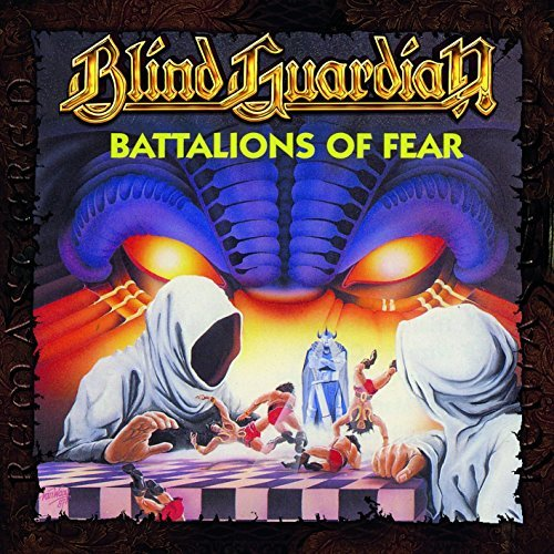 Blind Guardian Battalions Of Fear Remastered 2017