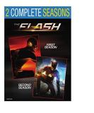 The Flash Seasons 1 & 2 DVD