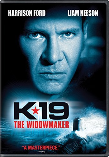 K 19 The Widowmaker Ford Spruell Neeson Stebbings DVD Pg13