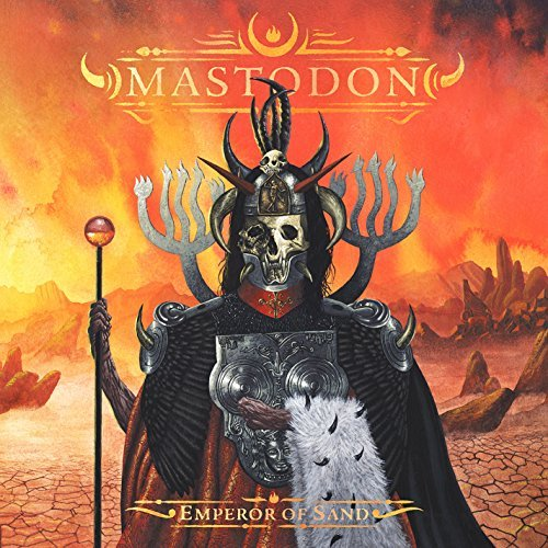 Mastodon Emperor Of Sand (pink Vinyl) Pink Vinyl 2lp Ten Bands One Cause