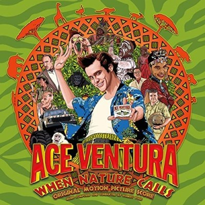 Ace Ventura When Nature Calls Original Motion Picture Score Robert Folk