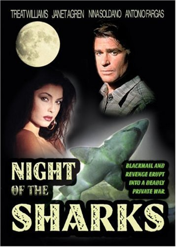Night Of The Sharks Williams Fargas Clr Nr