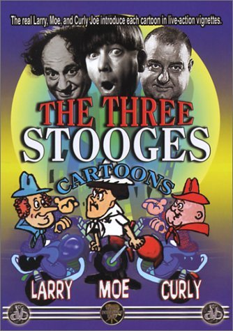 Three Stooges Cartoons Three Stooges Cartoons Clr Nr