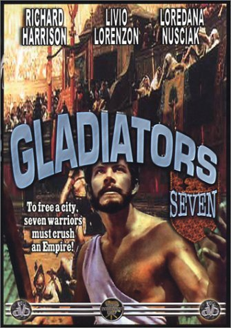 Gladiators Harrison Lorenzon Clr Nr