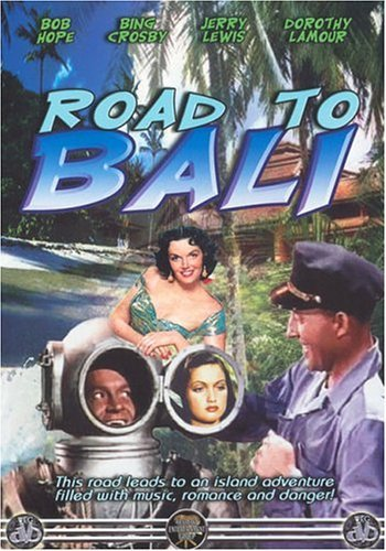 Road To Bali Hope Crosby Lewis Clr Nr