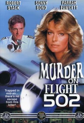 Murder On Flight 502 Fawcett Bono Nr