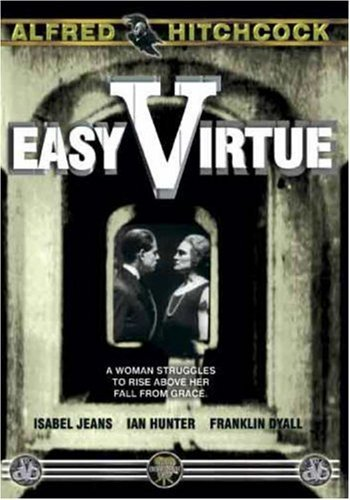 Easy Virtue Hitchcock Alfred Nr