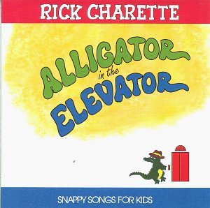 Rick Charette Alligator In The Elevator