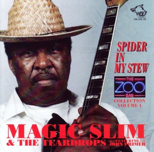 Magic Slim & Teardrops Vol. 4 Zoo Bar Collection