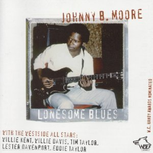 Johnny B. Moore Lonesome Blues