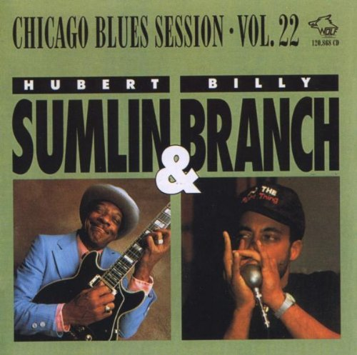 Hubert & Branch Sumlin Chicago Blues Session