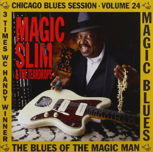 Magic Slim Magic Blues Blues Of The Magic Man
