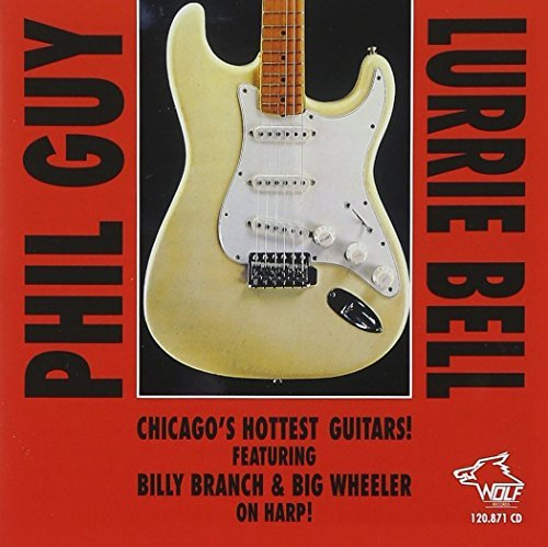 Guy Bell Chicago's Hottest Guitars