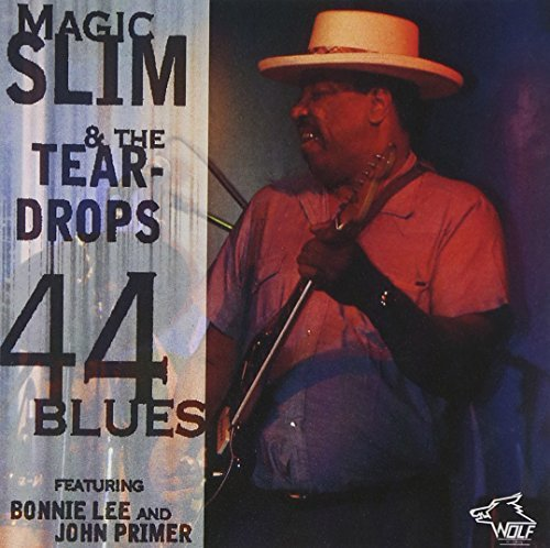 Magic Slim & Teardrops 44 Blues