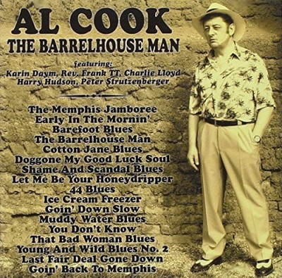 Al Cook Barrelhouse Man