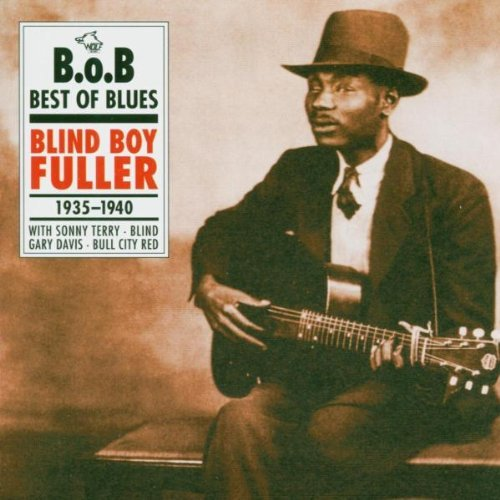Blind Boy Fuller Remaining Titles 1935 40