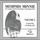 Memphis Minnie Complete Recordings 1949 195