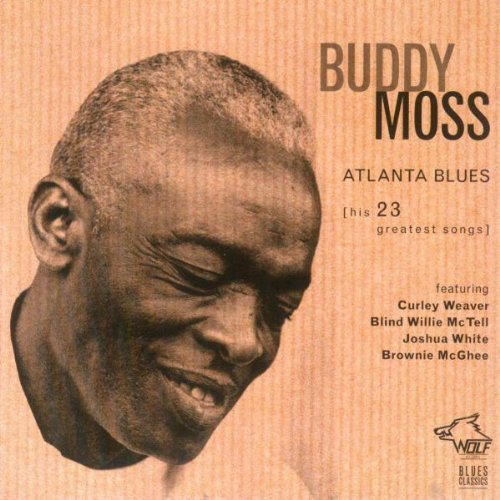 Buddy Moss His Best 23 Songs