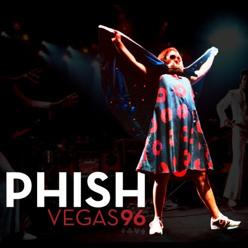 Phish Vegas 96 Lmtd. Ed 4 CD