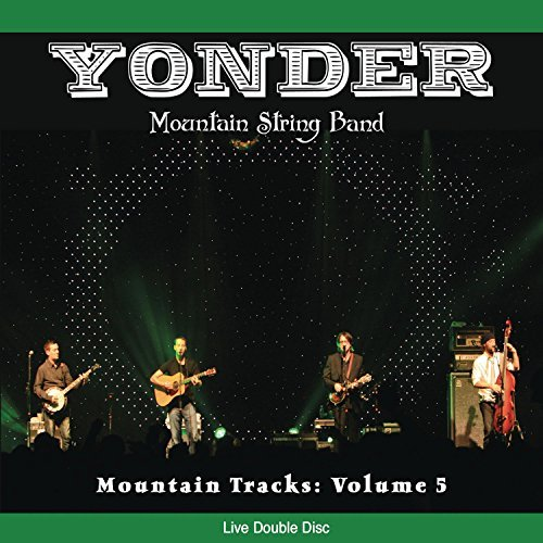 Yonder Mountain String Band Vol. 5 Mountain Tracks 2 CD Set