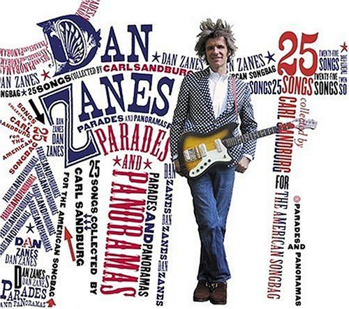 Dan Zanes Parades & Panoramas 25 Songs