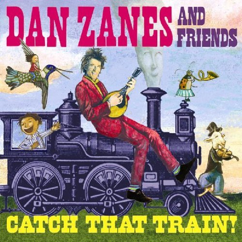 Dan & Friends Zanes Catch That Train!
