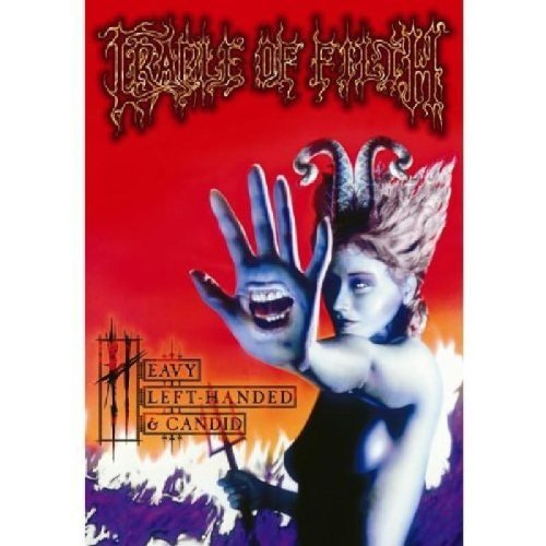 Cradle Of Filth Heavy Left Handed & Candid