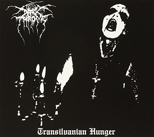 Darkthrone Transilvanian Hunger Digipak