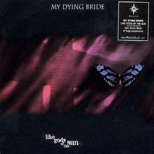 My Dying Bride Like Gods Of The Sun Digipak