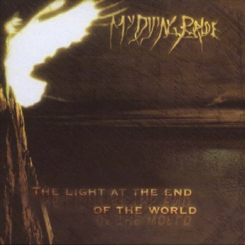 My Dying Bride Light At The End Of The World Digipak