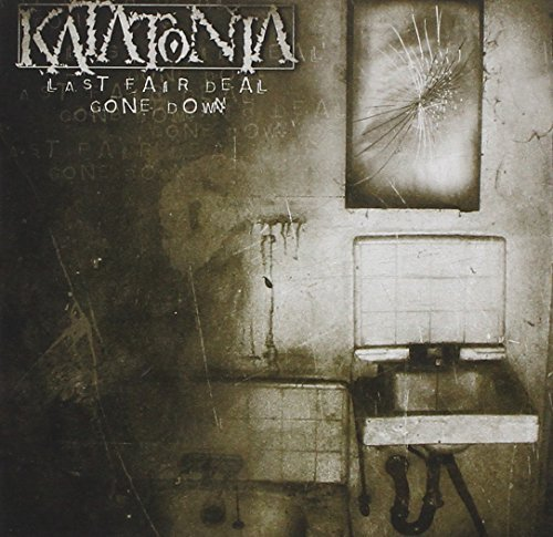 Katatonia Last Fair Deal Gone Down Digipak
