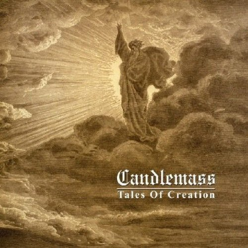 Candlemass Tales Of Creation 2 CD