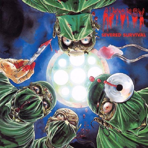 Autopsy Severed Survival 2 CD Set