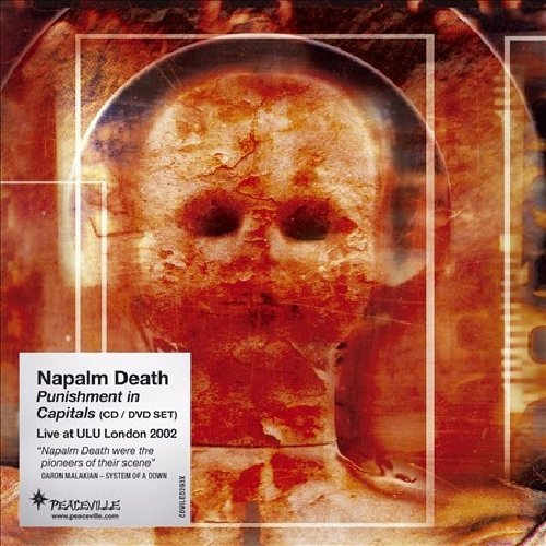 Napalm Death Punishment In Capitals Incl. Bonus DVD