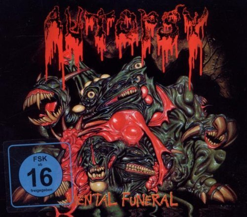 Autopsy Mental Funeral Special Editio Incl. DVD